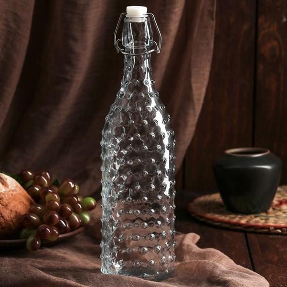 Бутылка для масла на 1 литр - фото 23215