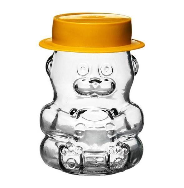 """Банка для мёда """"Медведь"""" 250 мл - фото 23468"""