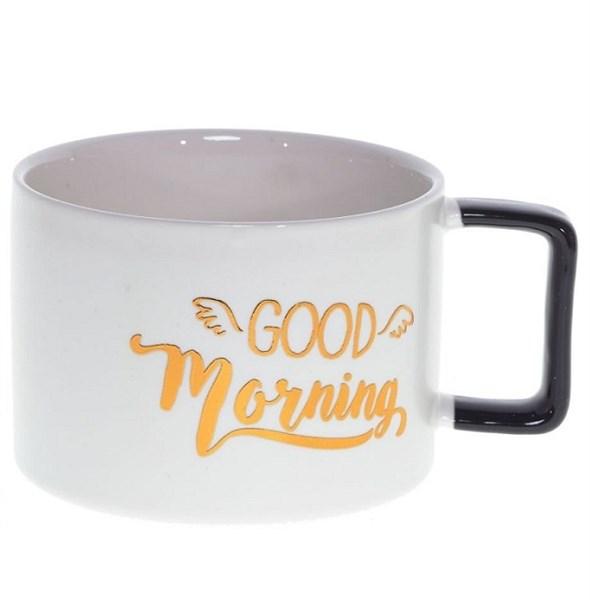 "Кружка ""Доброе утро"" 500 мл, цена за штуку - фото 23860"