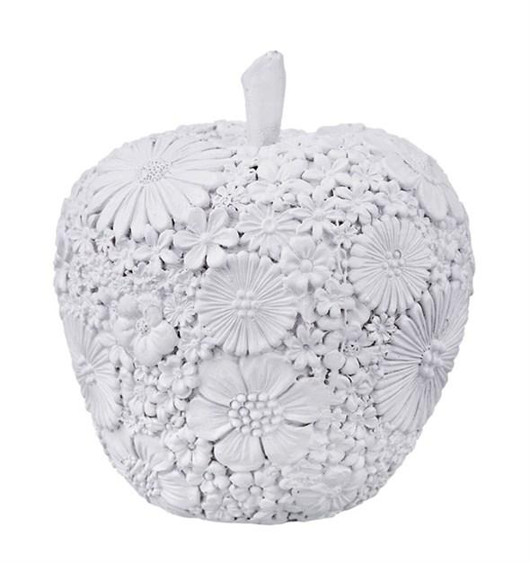 """Статуэтка """"Кружевное яблоко"""" - фото 24155"""