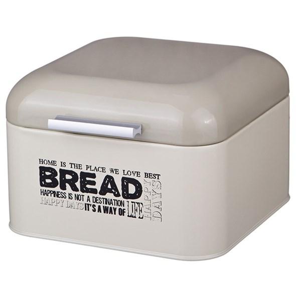 Хлебница металлическая - фото 24349