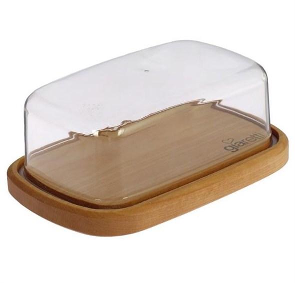 Масленка деревянная - фото 24765