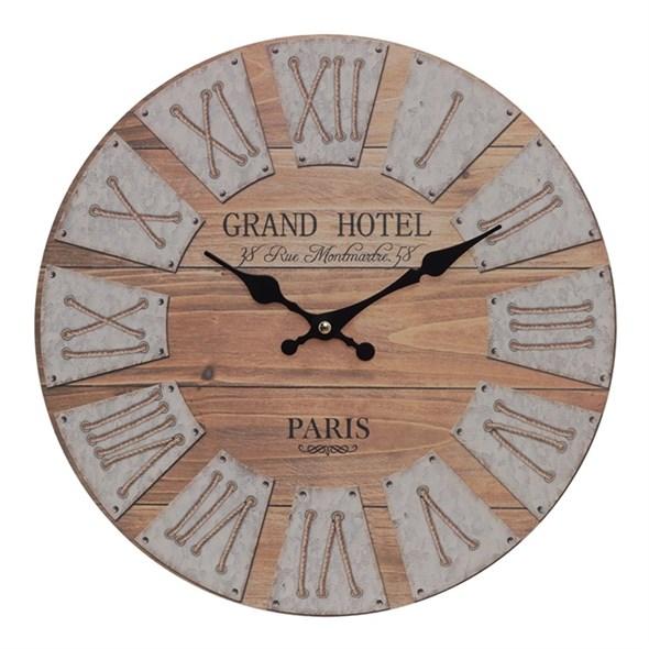 """Часы настенные """"Гранд отель"""" - фото 25972"""