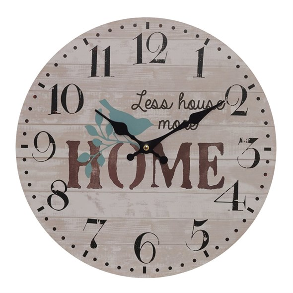 """Часы настенные """"Мой дом"""" - фото 25975"""