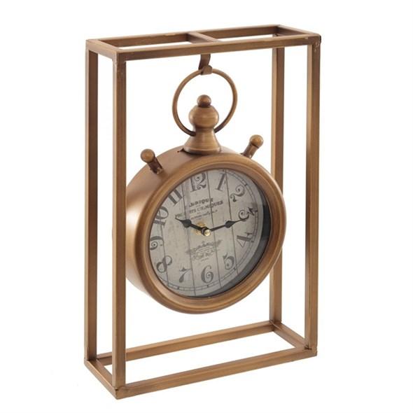 Часы настольные 21х34 см - фото 25985