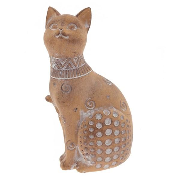 "Статуэтка ""Кошка"" 20 см - фото 26101"
