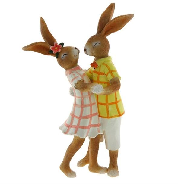 "Статуэтка ""Кролики"" - фото 26439"