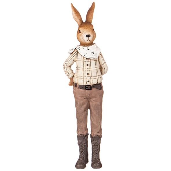 """Статуэтка """"Кролик"""" 28 см - фото 27012"""