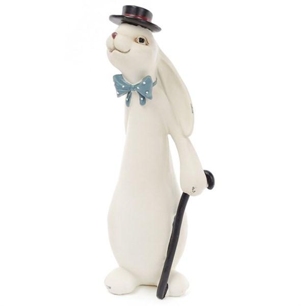 """Статуэтка """"Кролик с тростью"""" - фото 27290"""