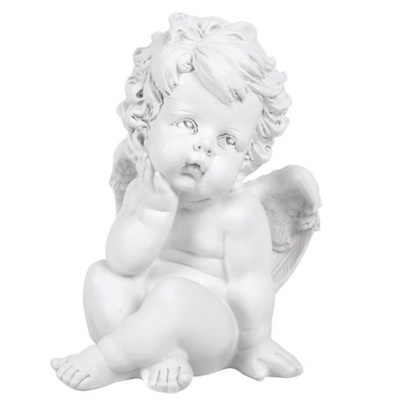 """Статуэтка """"Ангел сидящий"""" - фото 27342"""