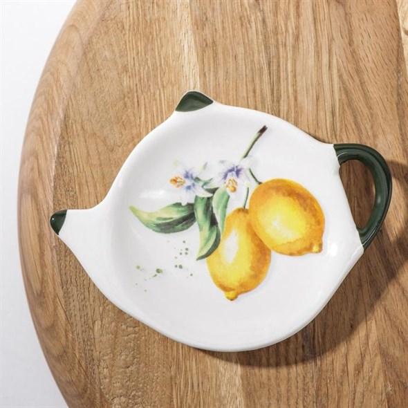 """Подставка под чайный пакетик """"Лимоны"""" - фото 27349"""