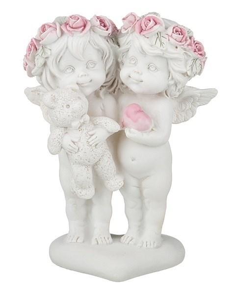 """Статуэтка """"Дети-ангелы"""" - фото 28220"""