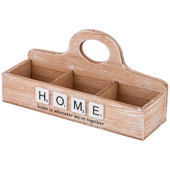 Подставка для чайных пакетиков деревянная - фото 28230