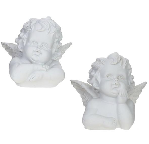"""Статуэтка """"Задумчивый ангел, цена за штуку - фото 29455"""