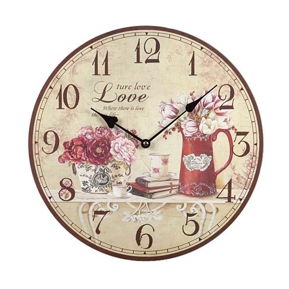 """Часы настенные """"Любовь"""" - фото 6614"""