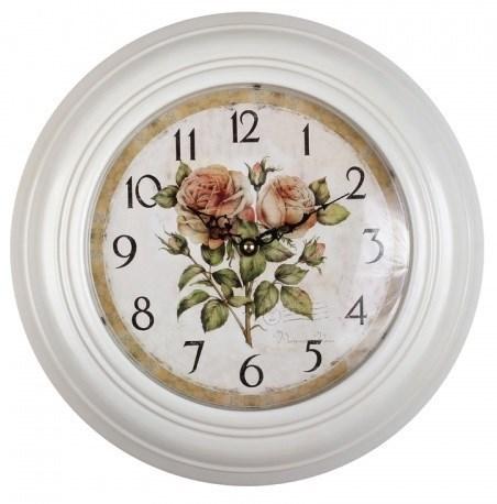 """Часы настенные """"Розочки"""" - фото 6844"""
