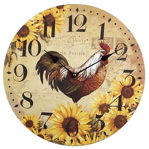 """Часы настенные """"Петушок"""" - фото 7042"""