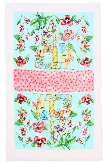 "Полотенце кухонное ""Летние цветы"", 35х61 см - фото 7656"
