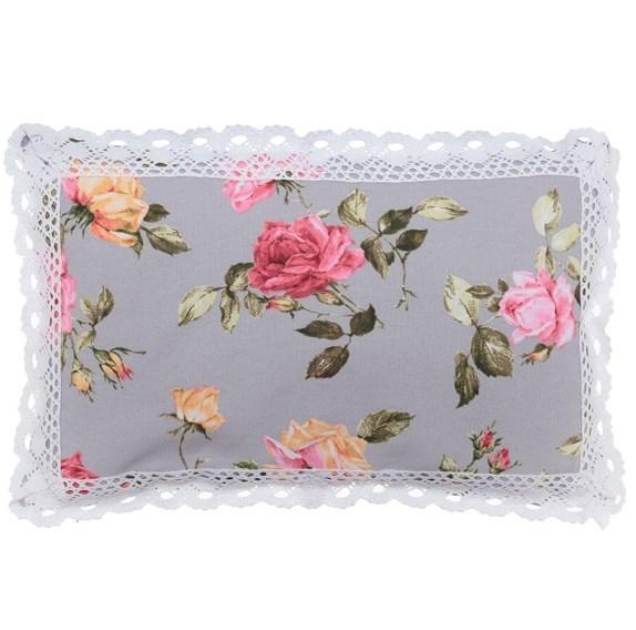"""Подушка """"Розы """", 52*33 см - фото 7680"""