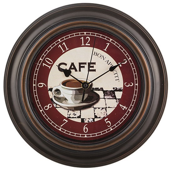 "Часы настенные ""Кафе"" - фото 7702"