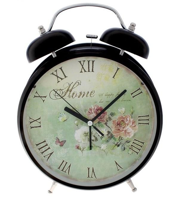 """Часы-будильник настольные """"Домашний сад"""" - фото 7781"""