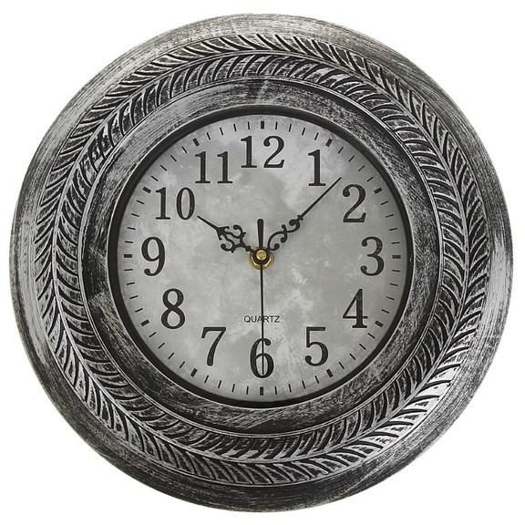 """Часы настенные """"Серебряный колос"""" - фото 7795"""