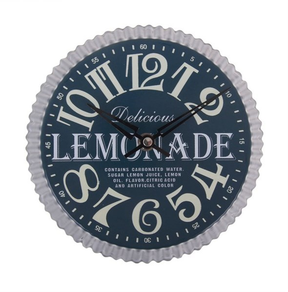 "Часы настенные ""Лимонад"" - фото 8272"