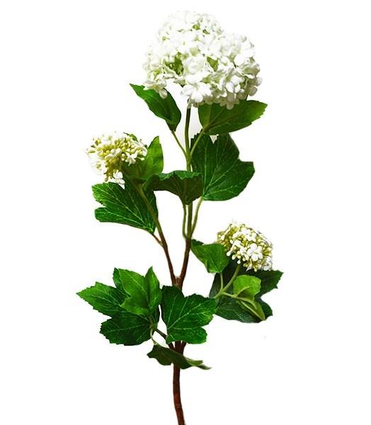 """Искусственный цветок """"Калина"""" - фото 8397"""