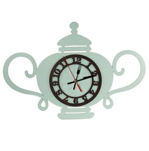 """Часы настенные """"Чайник"""" - фото 8966"""