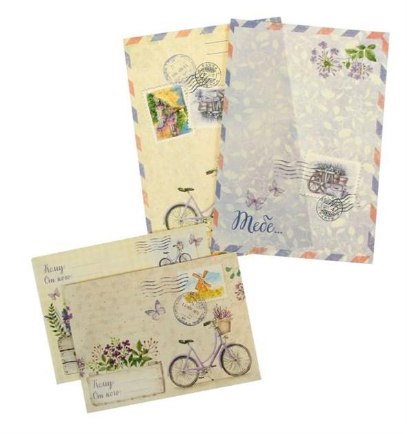 """Набор """"Мечта"""" из двух конвертов с листами для записей - фото 9010"""