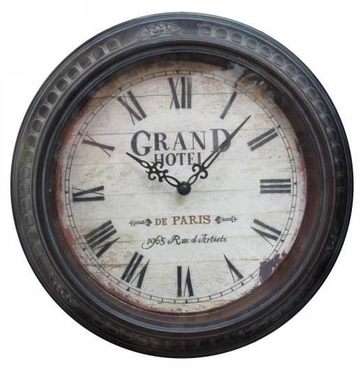 """Часы настенные """"Гранд отель"""" - фото 9201"""