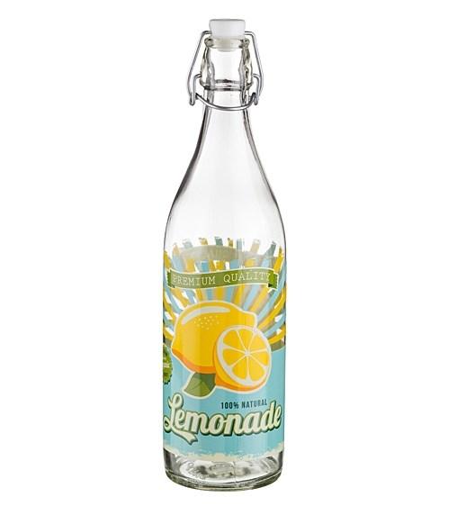 "Бутылка ""Лимонад"" 1000 мл - фото 9284"