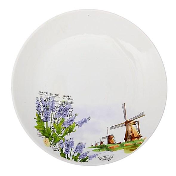 """Тарелка """"Прованс"""" диаметр 22 см - фото 9430"""