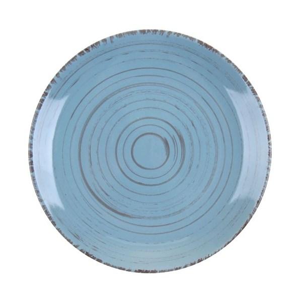 "Тарелка ""Бирюза"" диаметр 20 см - фото 9431"