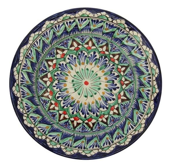 """Тарелка """"Восточные мотивы"""", диаметр 17 см - фото 9781"""