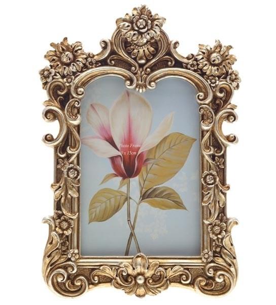 """Фоторамка """"Ажурные розы"""" 10х15 см - фото 9845"""