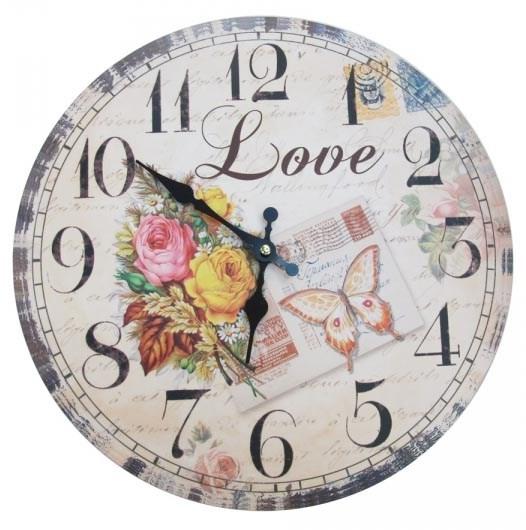 """Часы настенные """"Любовь"""" - фото 9899"""