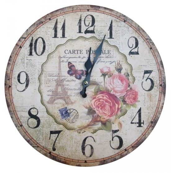"""Часы настенные """"Любовное послание"""" - фото 9901"""
