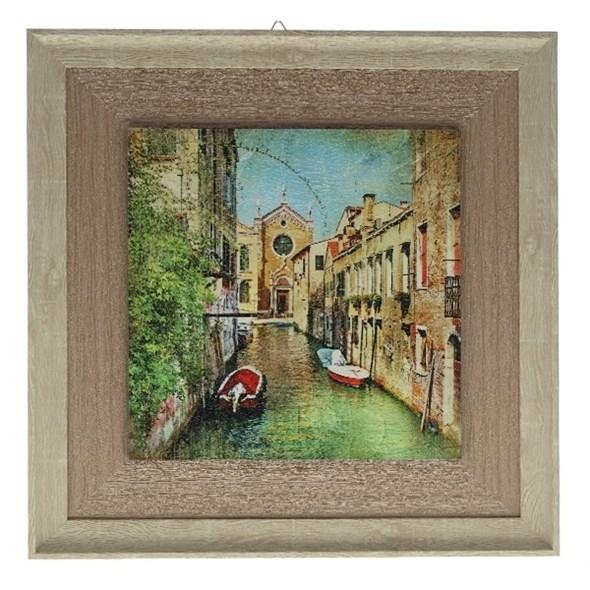 """Картина в раме """"Венеция"""" - фото 9968"""
