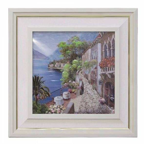 """Картина в раме """"Италия"""" - фото 9978"""