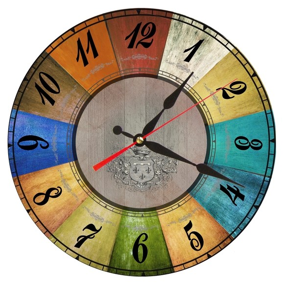 "Часы настенные ""Лофт"" - фото 9988"
