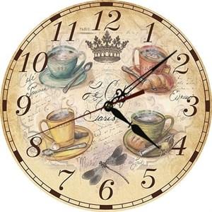 """Часы настенные """"Время чаепития"""""""