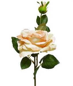 """Искусственный цветок """"Роза чайная"""""""