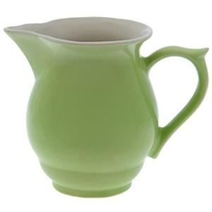Кувшин керамический зеленый 1000 мл