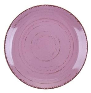 """Тарелка """"Розовая"""" диаметр 20 см"""