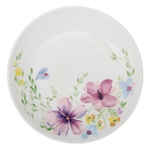 "Тарелка ""Нежные цветы"" диаметр 22 см"