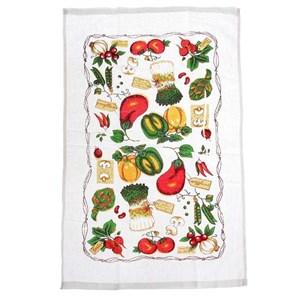 """Полотенце кухонное """"Овощи"""" 38х63 см"""