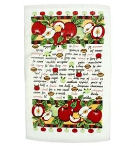 """Полотенце кухонное """"Яблоки"""" 46х66 см"""