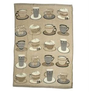 """Полотенце кухонное Чашка кофе"""" 46х66 см"""