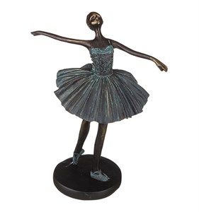"Статуэтка ""Балерина"" 19,5х28 см"